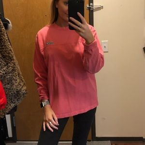 The Southern Shirt Company pink long sleeve